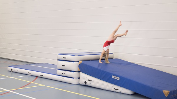 Airtrack Factory Airjumpy Set Sports Equipment Gym Amp Track Supplies Gimtrac