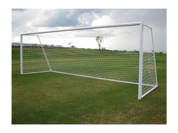 Soccer Goals Aluminium Freestanding