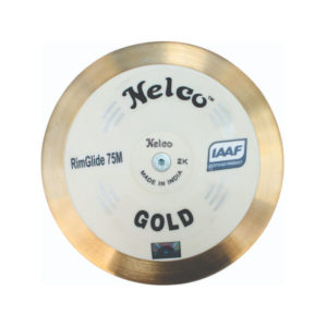 Nelco Discus Super Spin Gold IAAF