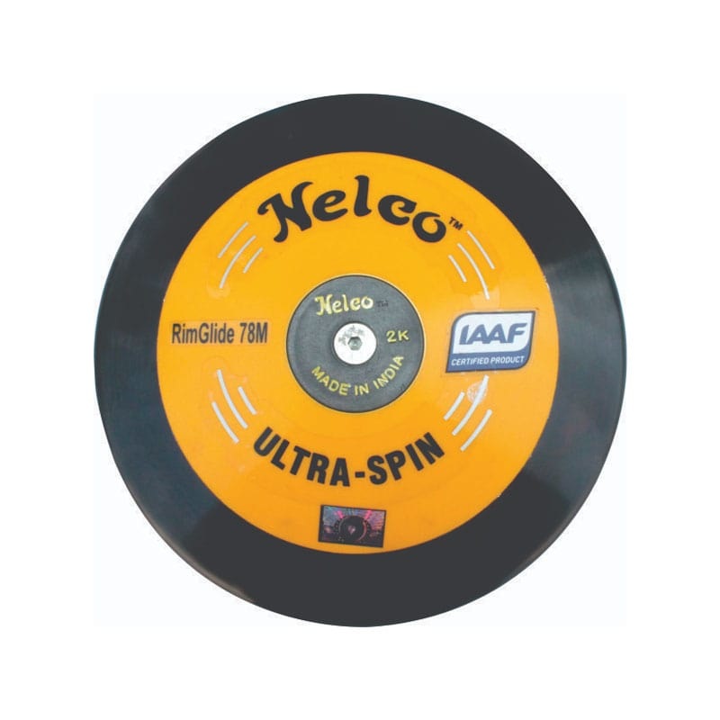 Nelco Discus Ultra Spin IAAF