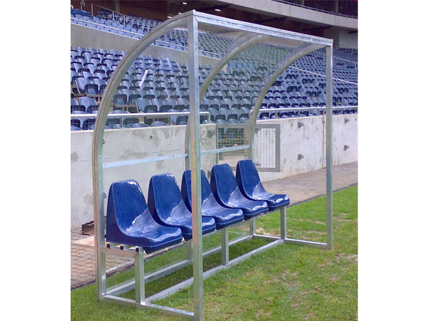 Soccer Shelter for Officials 5 Seater