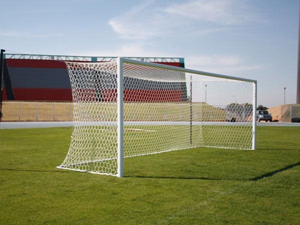 Soccer Goals Aluminium Box Shape