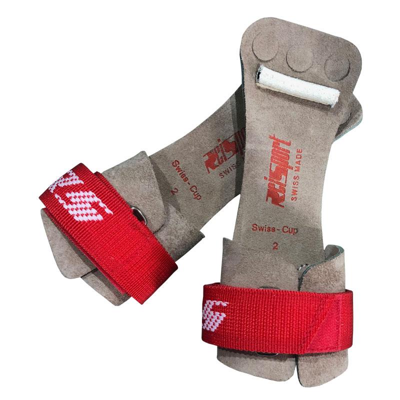 REISPORT Standard Gymnastics Grips – High Bar (Mens)