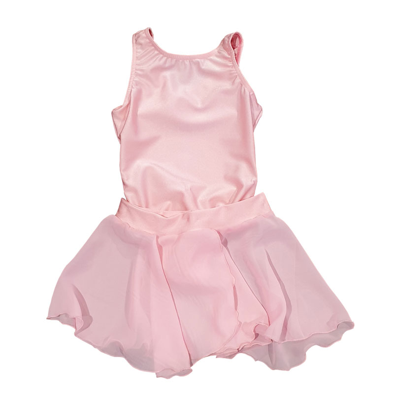 Ballet Leotard with Ballet Chiffon Skirt
