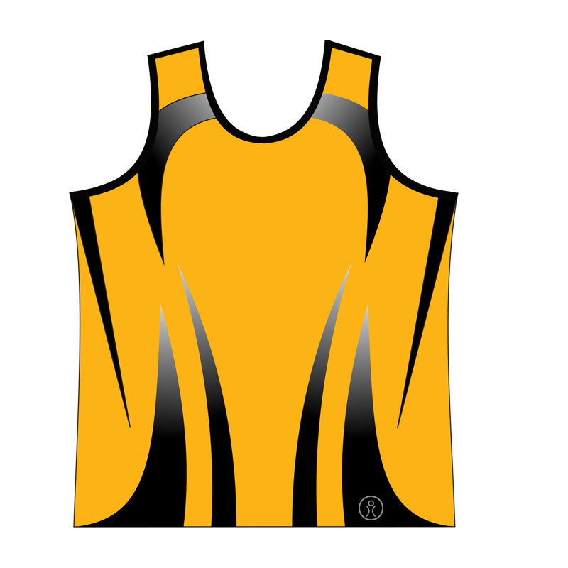 Sublimated Senior Athletics Vest