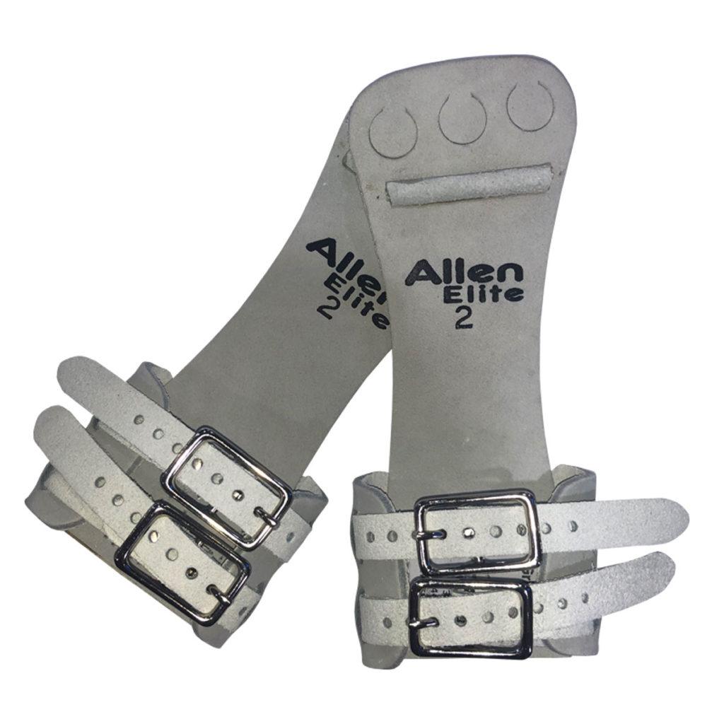 Allen Elite Horizontal Bar Double Buckle Grips