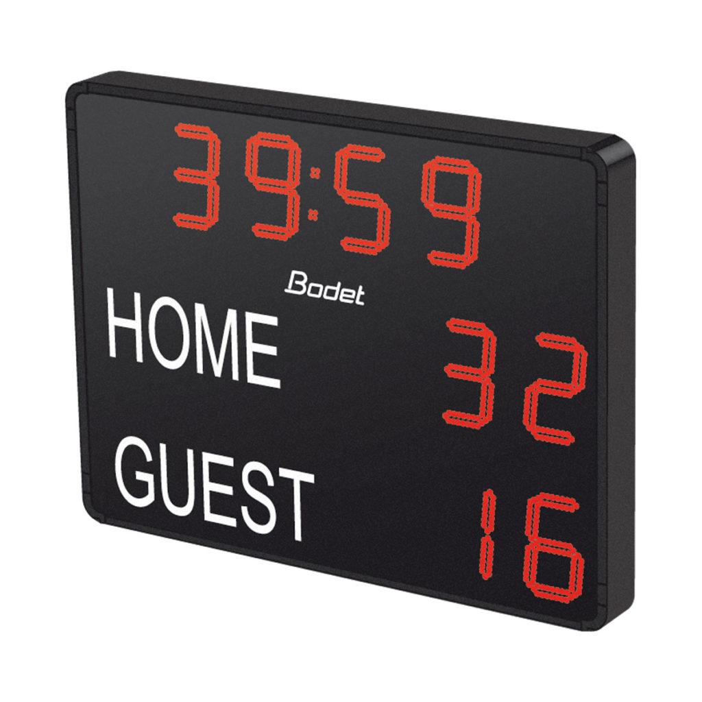 Bodet Sport – BT2025 Classic Electronic Scoreboard