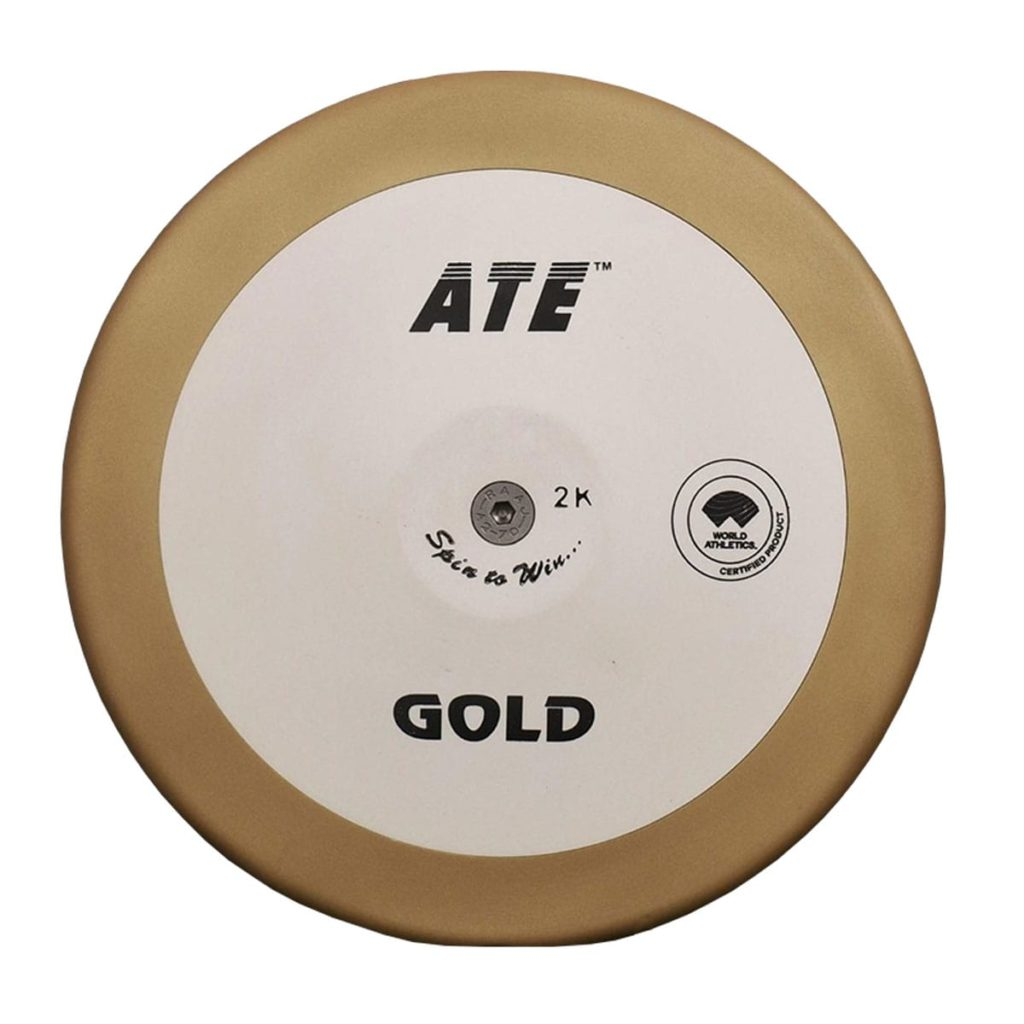 ATE Gold Discus IAAF